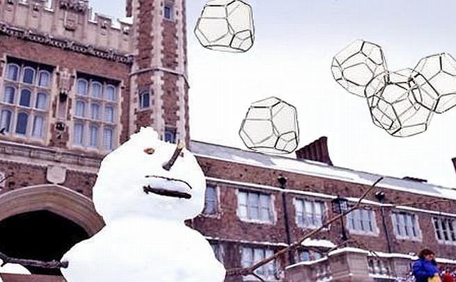 Saraceno Snow at Brookings