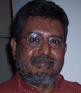 Portrait of N. Mohan Kumar