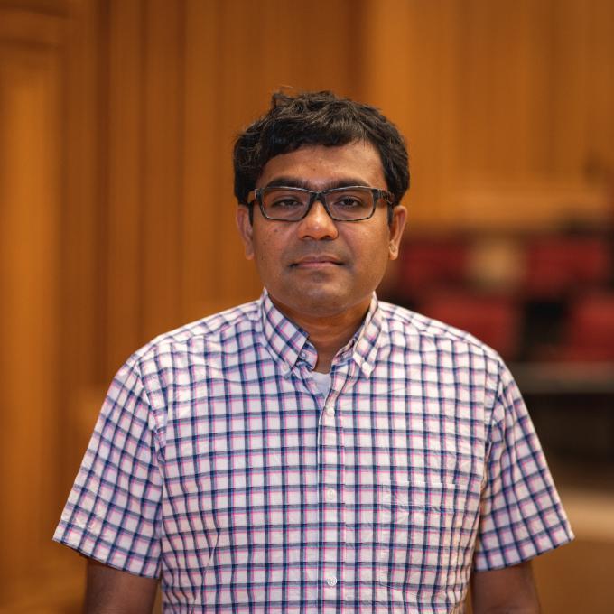 Headshot of Debashis Mondal