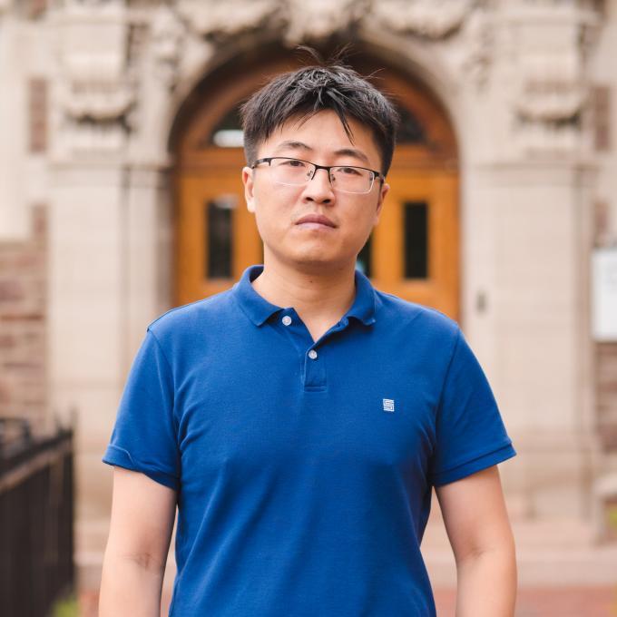 Headshot of Yanli Song