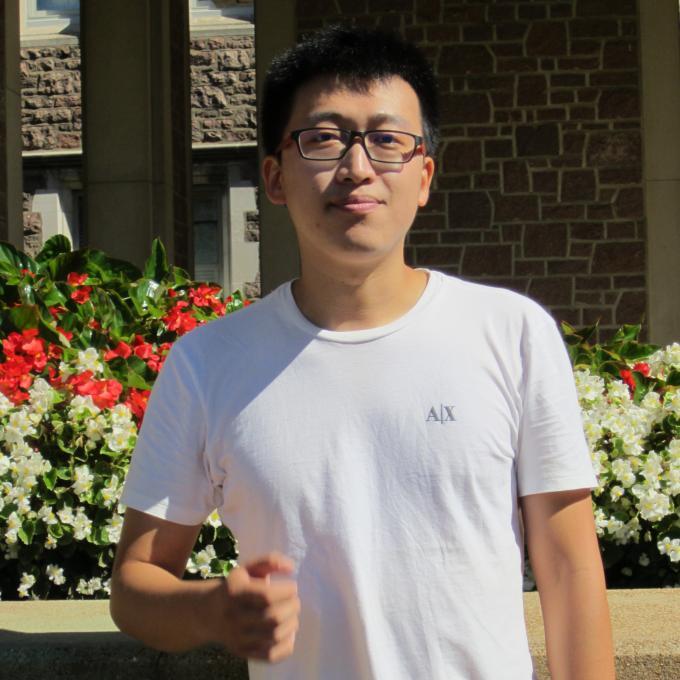 Headshot of Chang Liu