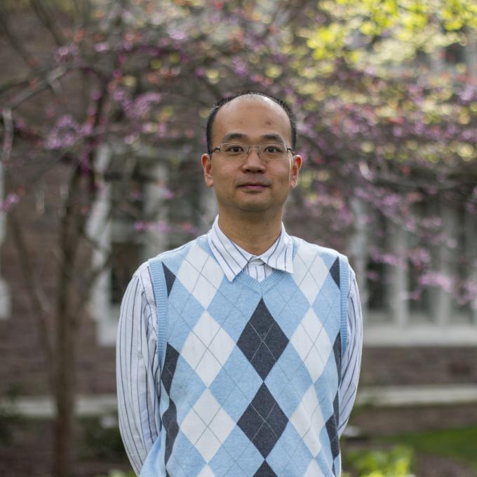 Headshot of Xiang Tang