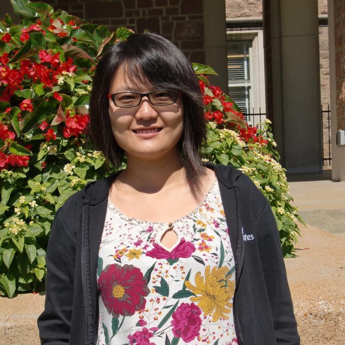 Headshot of Yifei Li