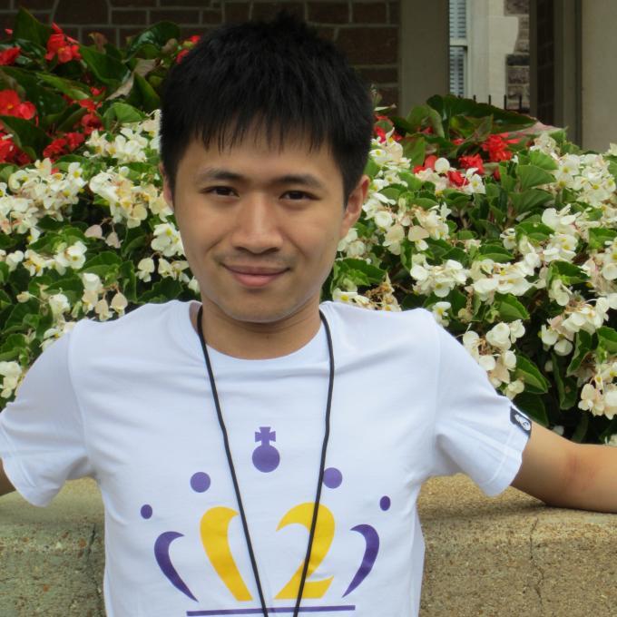 Headshot of Yining Song
