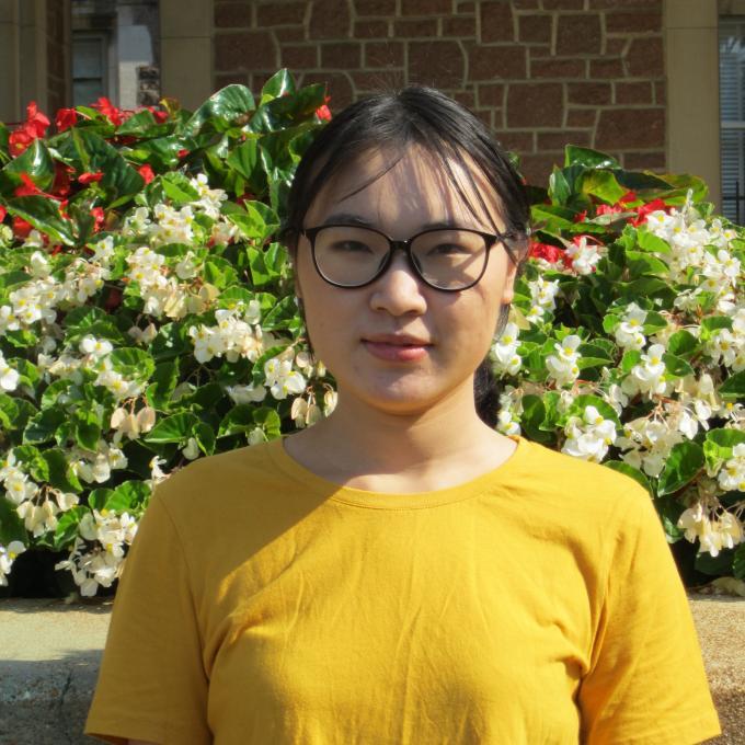 Headshot of Yiru Wang
