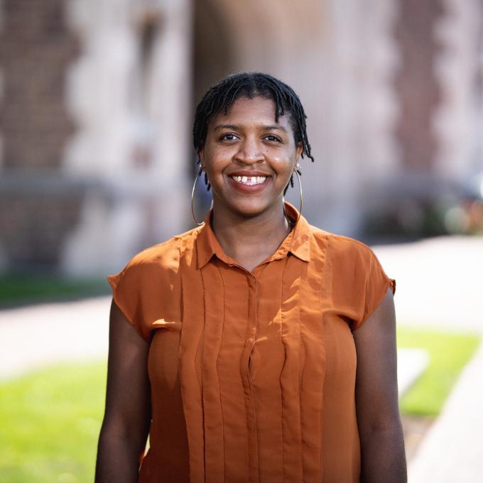 Headshot of Tiana Johnson